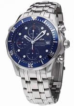 Omega Seamaster 2225.80.00 Mens Watch