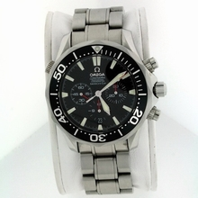 Omega Seamaster 2594.52.00 Automatic Watch