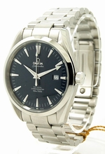 Omega Seamaster Aqua Terra 2502.80.00 Mens Watch