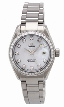 Omega Seamaster Aqua Terra 2565.75.00 Ladies Watch