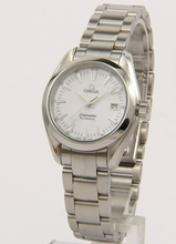 Omega Seamaster Aqua Terra 2573.70 Ladies Watch