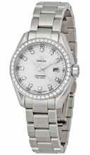 Omega Seamaster Aqua Terra OM23115306155001 Ladies Watch
