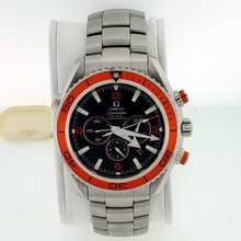 Omega Seamaster - Planet Ocean 2218-50-00 Mens Watch