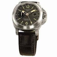 Panerai Luminor GMT PAM00089 Mens Watch