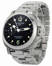 Panerai Luminor GMT PAM00160 Mens Watch