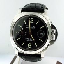 Panerai Luminor Marina PAM00104 Black Dial Watch