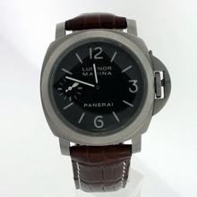 Panerai Luminor Marina PAM00177 Manual Wind Watch