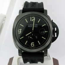 Panerai Luminor Power Reserve PAM00028 Black Dial Watch