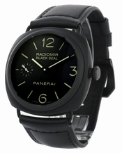 Panerai Radiomir Manual PAM00292 Mens Watch