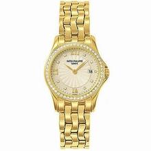 Patek Philippe Calatrava 4906/101J Ladies Watch