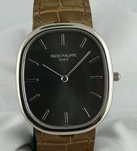 Patek Philippe Golden Ellipse 3738/100G Mens Watch