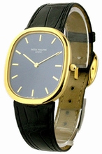 Patek Philippe Golden Ellipse 3738/100J Mens Watch