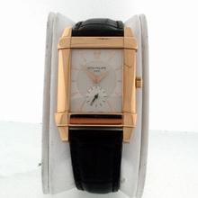 Patek Philippe Gondolo 5111R Silver Dial Watch