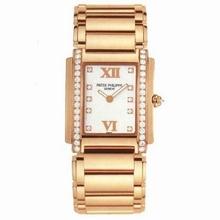 Patek Philippe Twenty-4 4910/11R Quartz Watch
