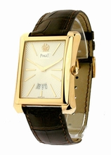 Piaget Black Tie Emperador GOA32121 Mens Watch