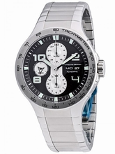 Porsche Design Flat Six Automatic Chronograph 63404144GB0251 Mens Watch