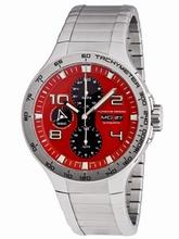Porsche Design Flat Six Automatic Chronograph 63404184GB0251 Mens Watch