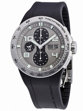 Porsche Design Flat Six Automatic Chronograph P63404124GB1169-3 Mens Watch