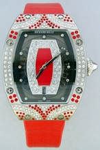 Richard Mille RM 006 RM007 Red Band Watch