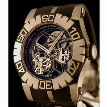 Roger Dubuis Easy Diver Tourbillon Mens Watch