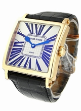 Roger Dubuis Golden Square G40 14 5 G55.7A Mens Watch
