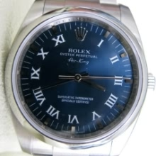 Rolex Airking 114200 Mens Watch