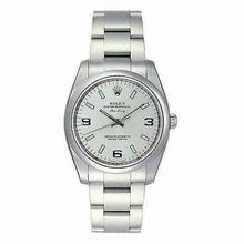Rolex Airking 114200 Silver Dial Watch