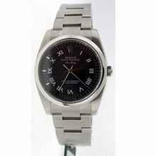 Rolex Airking 114200 White Dial Watch