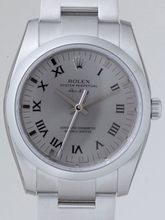 Rolex Airking 114200GYRO Mens Watch