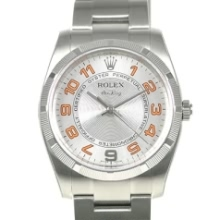 Rolex Airking 114210 Mens Watch