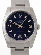 Rolex Airking 114210BLSO Mens Watch