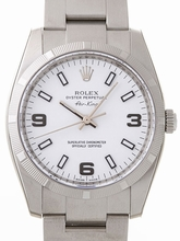 Rolex Airking 114210WASO Mens Watch
