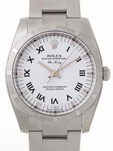 Rolex Airking 114210WRO Mens Watch