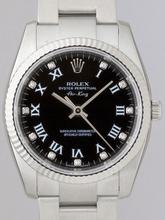 Rolex Airking 114234 Black Dial Watch
