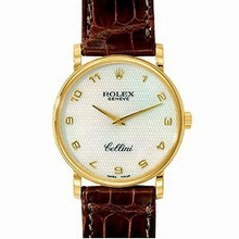 Rolex Cellini 5115/8 Midsize Watch