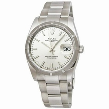 Rolex Date 115210 Mens Watch