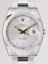 Rolex Date Mens 115200 Automatic Watch