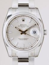 Rolex Date Mens 115200 Automatic Watch