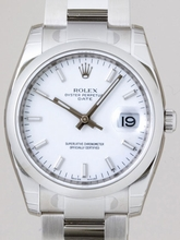 Rolex Date Mens 115200 Mens Watch