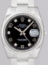 Rolex Date Mens 115234 Mens Watch