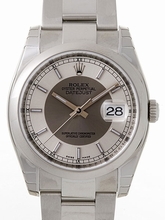 Rolex Date Mens 116200SRSO Mens Watch