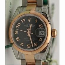 Rolex Datejust Ladies 179161 Automatic Watch