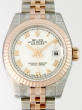 Rolex Datejust Ladies 179171 Automatic Watch
