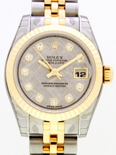 Rolex Datejust Ladies 179173 Mens Watch
