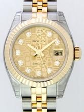 Rolex Datejust Ladies 179173CJDJ Ladies Watch