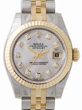 Rolex Datejust Ladies 179173MDJ Mens Watch
