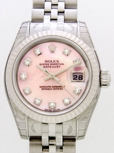 Rolex Datejust Ladies 179174 Automatic Watch