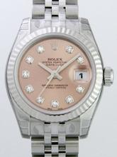 Rolex Datejust Ladies 179174 Ladies Watch
