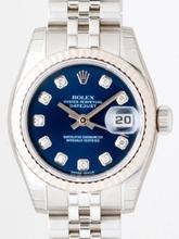 Rolex Datejust Ladies 179174G Mens Watch