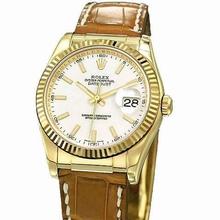 Rolex Datejust Men's 116138 Mens Watch